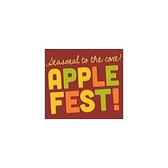 Apple Fest Family Fun Day Annapolis, MD #Kids #Events