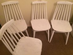 Set Of Four Dining Chairs On Gumtree For Sale Is A