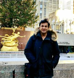 Fresh Year : Adorable Smile :  You Are Always Inspiration * Chef Vikas Khanna