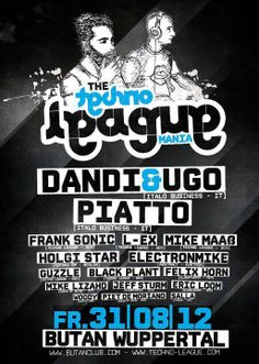 Techno League