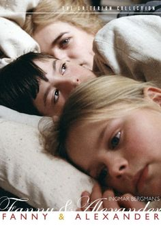 Fanny and Alexander (1982, Swedish) After Oscar's early death, his widow marries the bishop and moves with her children to his austere and forbidding chancery. The children are immediately miserable, but befriend a local Jewish merchant whose odd household becomes the children's refuge.