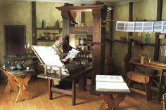 Crandall Historical Printing Museum -- in Provo