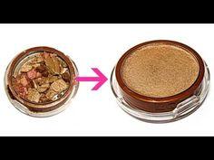 ▶ Maquillaje reconstruido. Makeup repaired. - YouTube