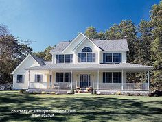 100 best House Plans With Porches images on Pinterest   Arquitetura ...