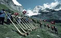 John Meijberg (@johnmeijberg) running the Swiss Jungfrau Marathon in VIVOBAREFOOT shoes –http://www.vivobarefoot.com/