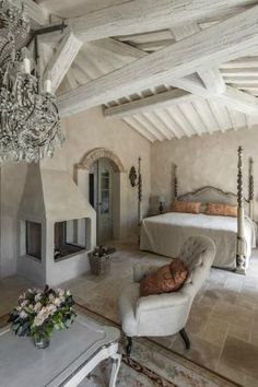 Home Decoration Application Refferal: 2299846632 French Country Bedrooms, French Country Living Room, French Decor, French Country Decorating, Küchen Design, House Design, Interior Design, Deco Baroque, My Ideal Home