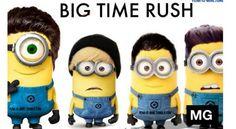 Minion big time rush