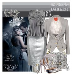 """""""50 Shades Darker"""" by fiery555 ❤ liked on Polyvore featuring Vivienne Westwood Red Label, Joseph, 3.1 Phillip Lim, Emporio Armani, Juan Carlos Obando, Rene, Charles Garnier, Pomellato, Masquerade and movies"""
