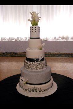 Fondant « White Flower Cake Shoppe