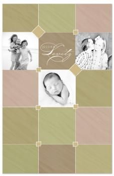 Patchwork Ideas by Jenifer Martino for Minted.