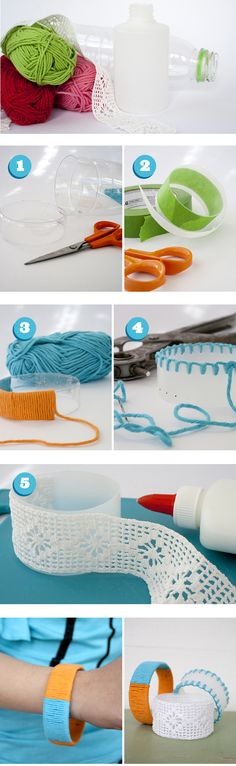 How To Make Bracelets - Modern Magazin