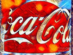 Cola Mixed Media - Cola by Daniel Janda