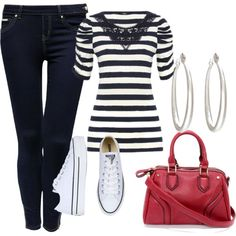 """""""Spring Outfit:"""" by ercollett on Polyvore"""