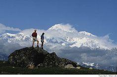 Kesugi Ridge Trail, Denali State Park, Alaska