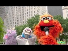 Sesame Street: Name That Emotion with Murray! - YouTube