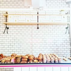 Mr. Holmes Bakehouse, SF Bakery Design, Restaurant Design, Restaurant Bar, Mr Holmes Bakehouse, Cake Shop, Cafe Bar, Restaurants, Charlotte, Interiors