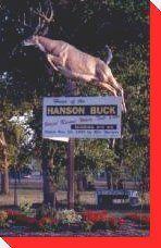 Hanson Buck - Biggar, Saskatchewan
