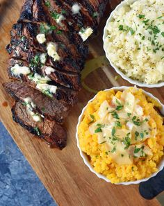 Grilled Tri-Tip Steak Marinade tenderizes and flavors the steak. How to make the perfect grilled steak with a flavorful marinade.
