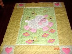 I MUST have this pattern. This is my baby blanket that I still have.