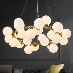 Circular Chandelier, Black Chandelier, Pendant Chandelier, Hanging Pendants, Ceiling Pendant, Chandelier Lighting, Bubble Chandelier, Cheap Chandelier, Modern Chandelier