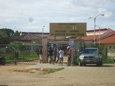 EN COBIJA: GOBERNACION TRANSFIERE RECURSOS ECONÓMICOS AL HOSPITAL ROBERTO GALINDO