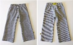 Variety of pants for jake, free patterns and great tutes.