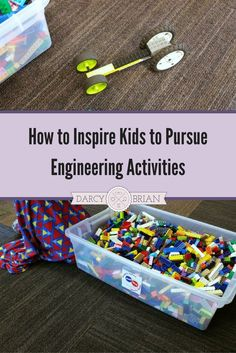 Are you looking for ways to inspire kids to get interested in engineering activities? Go beyond the typical LEGO brick creations when your kids attend an educational LEGO-inspired engineering workshop or camp. Check out our tips and get your kids excited