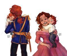 Disney Princess Art, Disney Fan Art, Disney Movies, Disney Pixar, Disney University, Disney Renaissance, Nickelodeon Cartoons, Belle Beauty And The Beast, Fantasy Movies