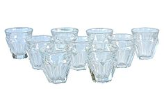 Baccarat Talleyrand Glasses, Set of 9 on OneKingsLane.com