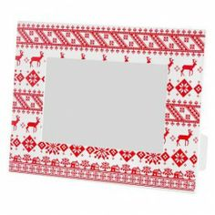 Poundland Wooden 'Nordic' Photo Frame - Perfect to frame that special photograph of the little ones and Santa Claus! Christmas On A Budget, Nordic Christmas, Christmas Photos, Red Christmas, Christmas Themes, Christmas Cards, Xmas, Christmas Presents For Her, Cute Presents