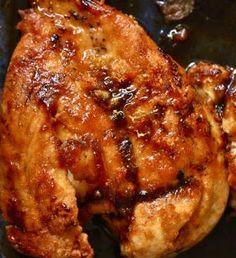 Citrus Brown Sugar Chicken - Recipe, Main Dish, Lemon Juice, Zest, Smoked Paprika, Favorite