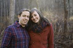 Summer Kelley PhotographyWinter Engagement Portraits with Joe & Kristen at Pretty Boy Reservoir, Maryland Photography — Summer Kelley Photography