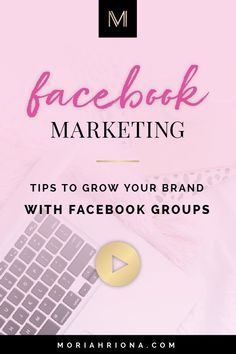 How to Use Facebook Groups to Grow Your Small Business | Wondering how to grow your small business with Facebook marketing? You're in luck! Click through to watch this interview with Shannon Squires Photography where she shares her top tips to boost engagement, facebook group growth, and building your brand with your own group. #facebookgroups #socialmedia #facebook #marketing Facebook Marketing, Social Media Marketing, Digital Marketing, Marketing Plan, Mobile Marketing, Marketing Strategies, Inbound Marketing, Social Networks, Content Marketing