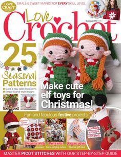 Love Crochet November 2017 sampler