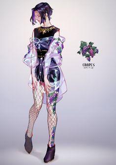 Get your free server now! Female Character Design, Character Design References, Character Drawing, Character Design Inspiration, Character Concept, Concept Art, Anime Art Girl, Pretty Art, Anime Manga