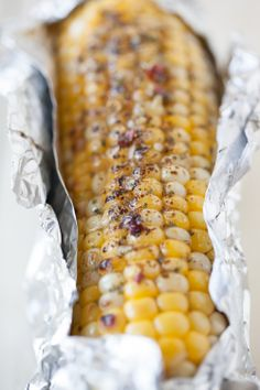 Epicure Corn on the Cob with Chipotle Lime Butter