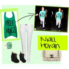 Luck Of The Irish, created by youvegotthat-1dthing on Polyvore