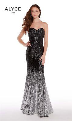 8654bf2030485 Alyce Paris 60035- Formal Approach Prom Dress Elegant Prom Dresses, Formal  Evening Dresses,