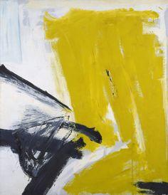 franz kline  | Franz Kline | Zinc Yellow | Chrysler Museum of Art | Buy Prints Online