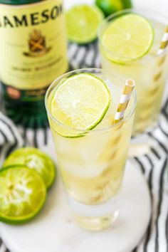 This Irish Mule Cocktail is a bright mix of smooth Irish whiskey, zesty ginger beer, and tart lime juice perfect for St. Patrick's Day!