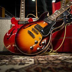 GIBSON ES339 SUNSET BURST  #guitar #guitarra #guitarist #guitars #guitarporn #txirula #txirulamusik #gibsonguitars #gibson