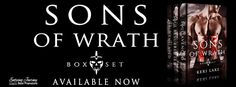 ♥Enter the #giveaway for a chance to win a $25 GC♥ StarAngels' Reviews: Release Blitz ♥ Sons of Wrath Box Set by Keri Lake...
