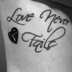 I wanna get this on my rib cage