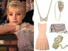 The Great Gatsby Daisy's style LUV!!