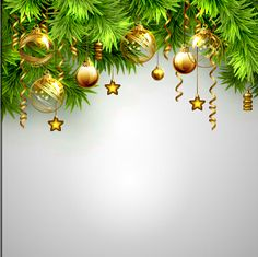 Ornate christmas ball and baubles vector background 01 . Christmas Signs, Christmas Balls, Christmas Pictures, Christmas Art, Christmas Greetings, Christmas Themes, Christmas Holidays, Christmas Wreaths, Christmas Decorations