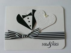 homemade wedding cards | wedding card                                                                                                                                                      More