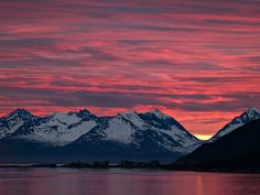SUNSET IN NORWAY - Google Search