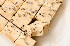 Cookie Dough Fudge - Cooking With Karli Fudge Recipes, Baking Recipes, Cookie Recipes, Dessert Recipes, Mini Desserts, Cookie Desserts, Baking Ideas, Dessert Ideas, Easy Desserts