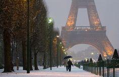 winter in parís ... Sencillamente hermoso!!!!