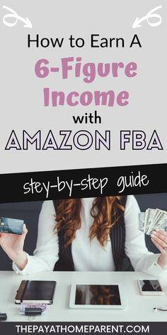Selling online can be so easy with Amazon FBA! Click through to learn how to start an Amazon FBA business in 2020 and 2021 by selling (or reselling) products on Amazon. This step by step guide will walk you through researching products to sell on Amazon, outsourcing the entire process, & making six to seven figures with an Amazon FBA business. This home business idea is perfect to work from home and still make a full time income! How to start an Amazon FBA business from home & make money… Make Money On Amazon, Sell On Amazon, Make Money Online, How To Make Money, Starting Your Own Business, Successful Business, Amazon Fba Business, What Is Work